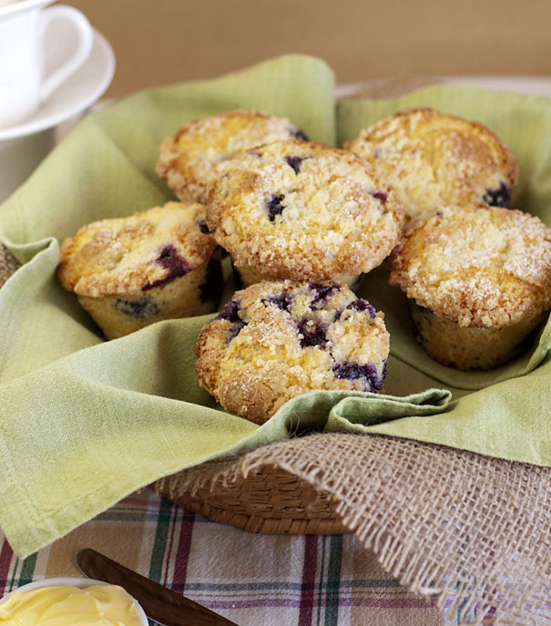 Best Blueberry Muffins Ever