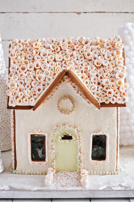 Movita's Gingerbread House