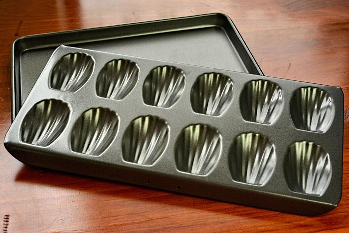 madeleine pan