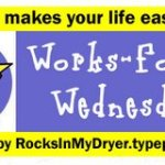 Works for me Wednesday – Door Ironing Board