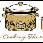 Slow Cooking Thursday ~ BBQ Pork Chop Supper
