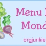 Menu Plan Monday ~ March 3rd