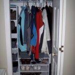 Speaking of closet organizers….