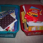 Taming the school clutter…again