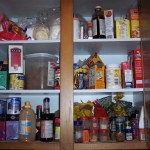 Kitchen Cupboard Organization ~ Part Two