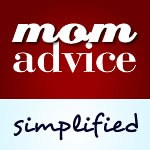 My radio debut on MomAdvice Simplified