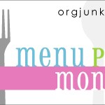 Menu Plan Monday ~ June 23/14 My Birthday Week!