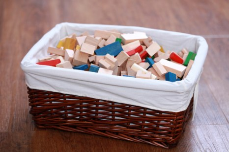 basket of blocks