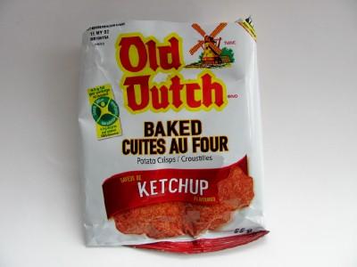 Ketchup chips. caramel popcorn & a Merry Christmas!