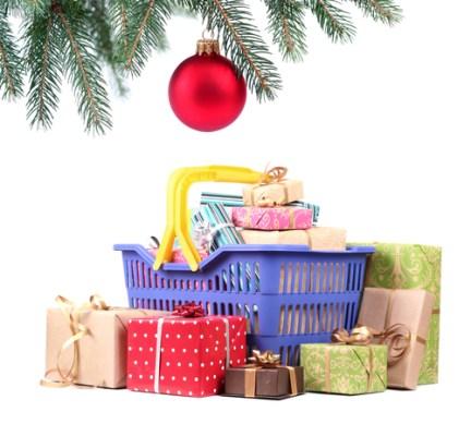 basket of presents