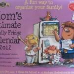 Mom's Ultimate Family Fridge Calendar