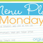 Menu Plan Monday ~ June 22/15
