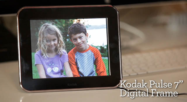 Kodak Pulse My Favorite Digital Picture Frame