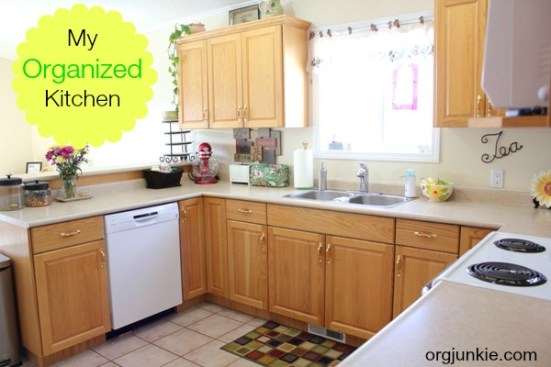 how should i organize my kitchen my organized kitchen 8483