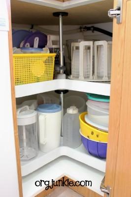 My Organized Kitchen
