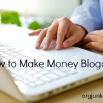 How to Make Money Blogging + Giveaway!!