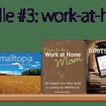 Work-At-Home eBook Bundle of the Week