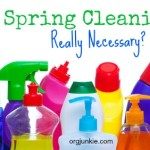 Is Spring Cleaning Necessary?