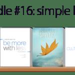 Simple Living eBook Bundle of the Week