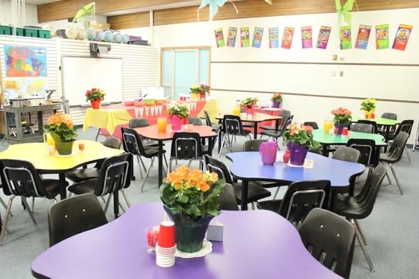 teacher luncheon