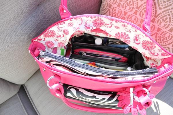 Grace Adele Bag inside