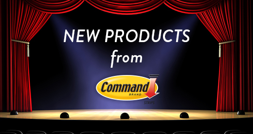 Command new products