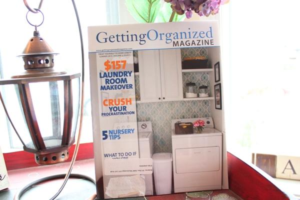 getting organized magazine