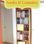 Organizing in the Nooks and Crannies
