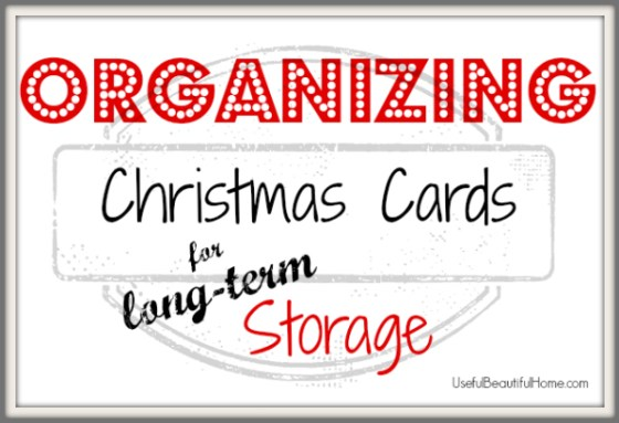 Organizing-Christmas-Cards-for-Long-Term-Storage