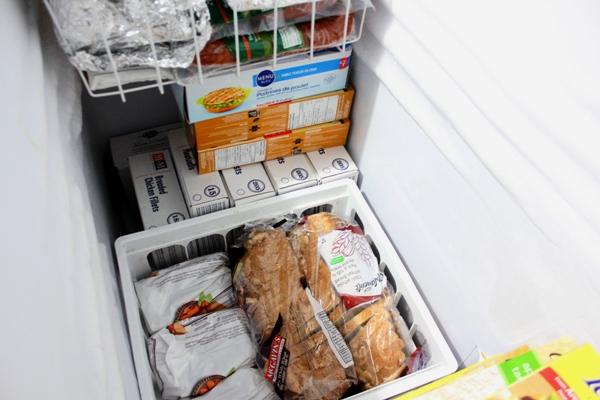 freezer organization 2