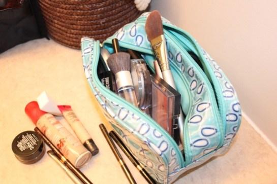 old makeup case