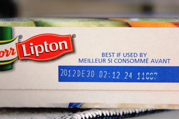 soup mix expiry date 1