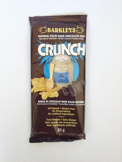 Barkleys Crunch Chocolate
