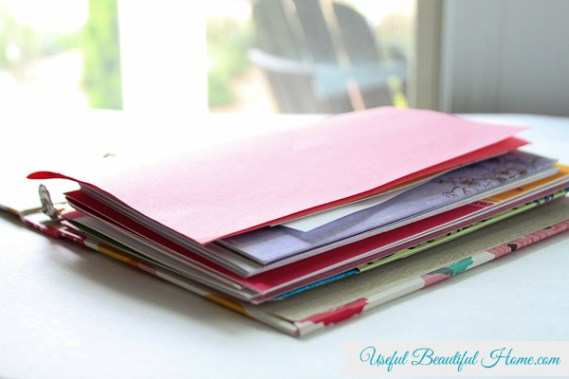The easiest way to organize Mother's Day cards