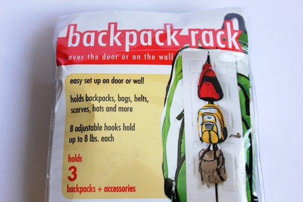 Backpack Rack
