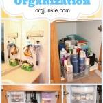 Bathroom Reorganization AGAIN