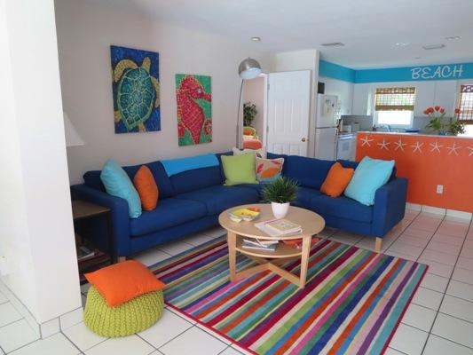 Rental House Living Room