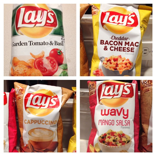 US Chip Flavors