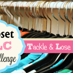 Closet TLC Challenge: Tackle and Lose Clutter