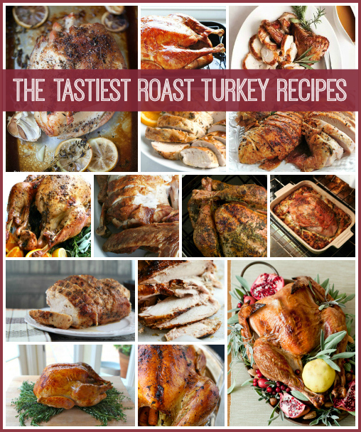 Thanksgiving-Turkey-Recipes