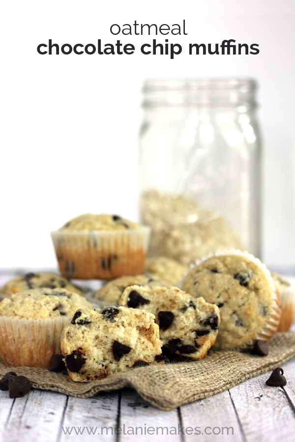 Laura In The Kitchen Chocolate Chip Muffins