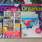 Your Thoughts and an Organizing Magazines Giveaway! (closed)