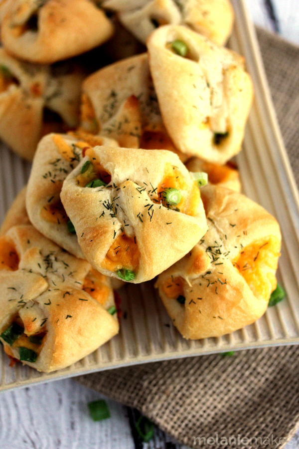 mini cheese and onion pastries 4