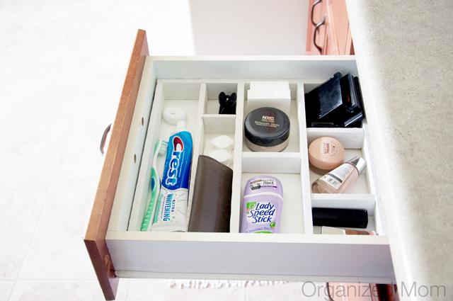DIY drawer organizers 1