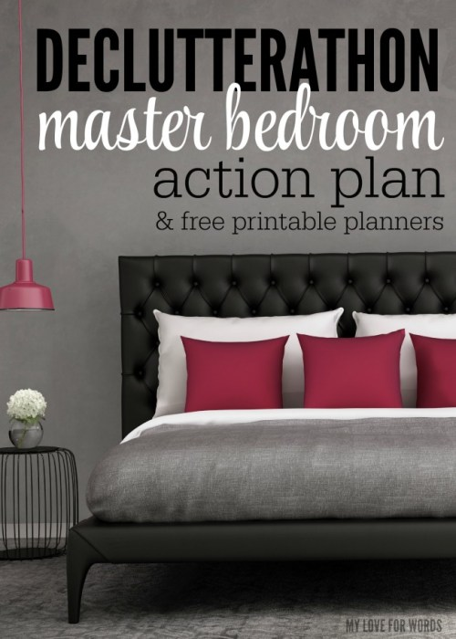 Declutterathon-master-bedroom-action-plan