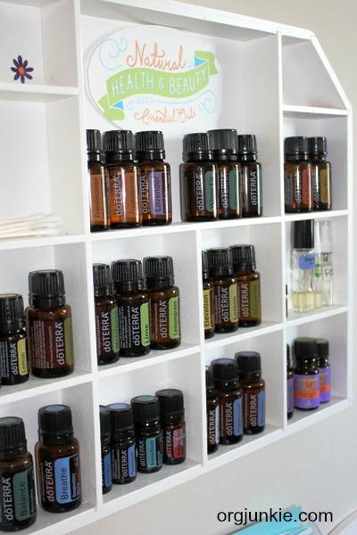 Essential Oils Storage 10