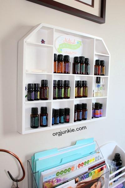 Essential Oils Storage 9