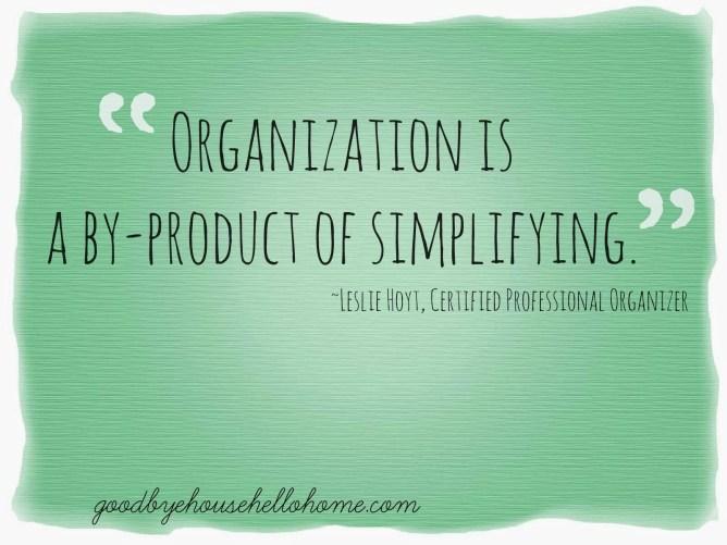 organizingbyproduct
