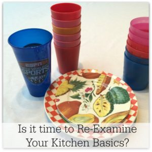 Kitchen Basics- Title
