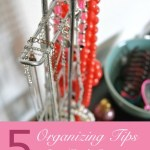 5 Organizing Tips for Girl Spaces